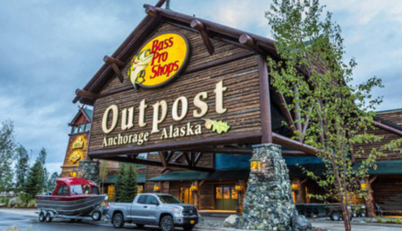 Bass Pro Shops, Anchorage Outpost
