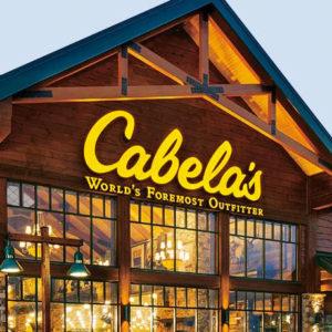 Cabela's Storefront